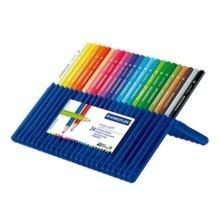 Caixa 24 lápis de cor ergo soft Staedtler